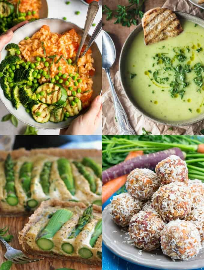 Vegan Spring Recipes