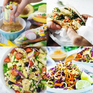 40 Easy Vegan Lunch Ideas