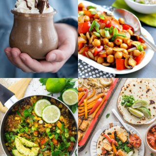 Vegan Protein Sources – 45 Delicious Vegan Protein Recipes!