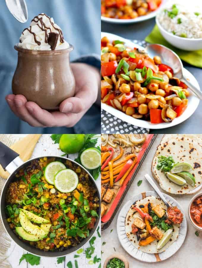 Vegan Protein - 45 Easy and Delicious Recipes!