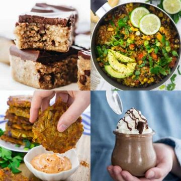 Vegan Protein Recipes