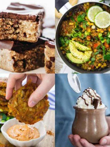 Vegan Protein Recipes