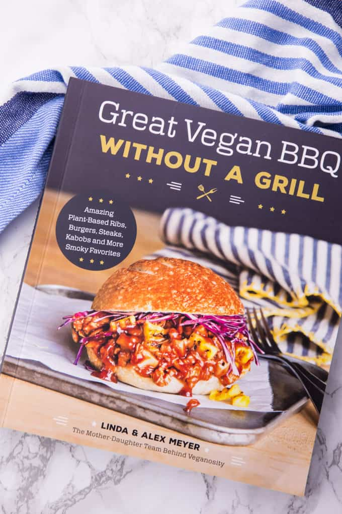 "Cookbook ""Great Vegan BBQ Without a Grill"""