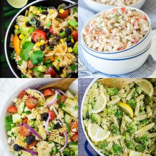 15 Amazing Vegan Pasta Salad Recipes