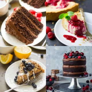 28 Drool-Worthy Vegan Cake Recipes