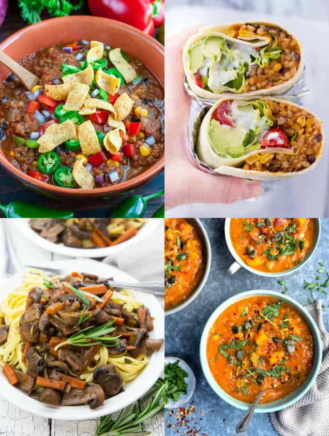 18 easy vegan instant pot recipes for weeknights vegan heaven vegan instant pot recipes forumfinder Gallery