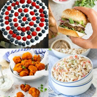 25 Vegan 4th of July Recipes