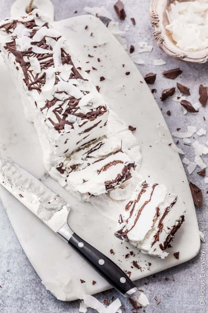 Bounty Vienetta Ice Cream
