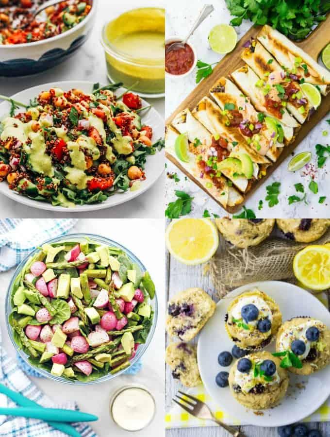 32 Delicious Easy Vegan Potluck Recipes Vegan Heaven