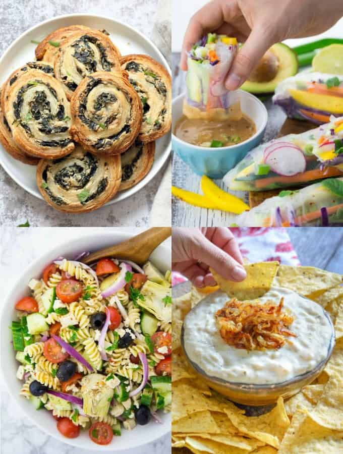 Vegan Potluck Recipes