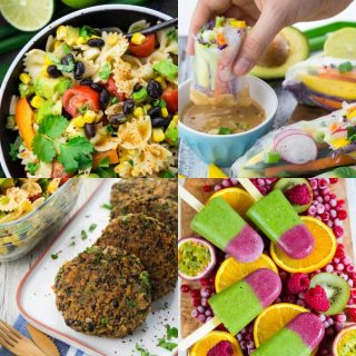15 Amazing Vegan Summer Recipes