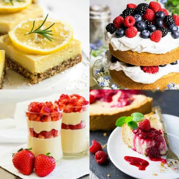 Vegan Wedding Food: 28 Drool-Worthy Vegan Desserts