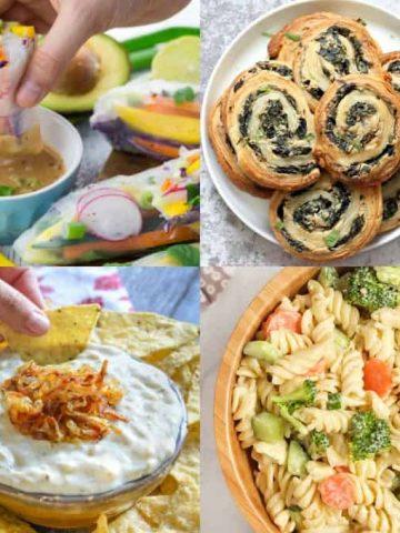 Vegan Potluck Recipes
