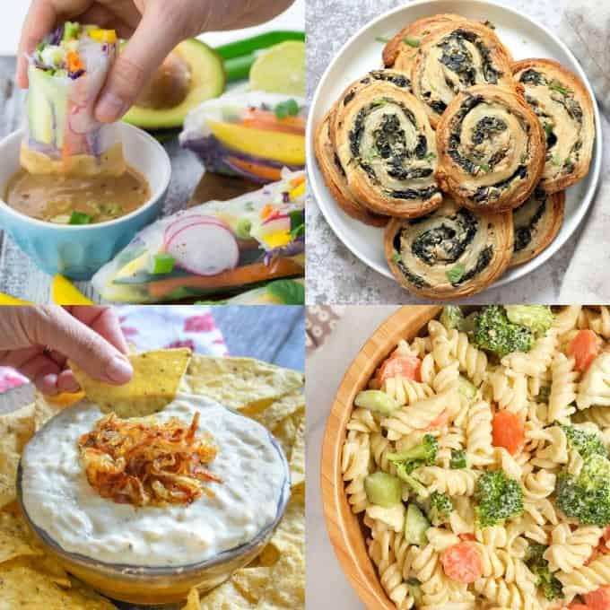 32 Delicious & Easy Vegan Potluck Recipes