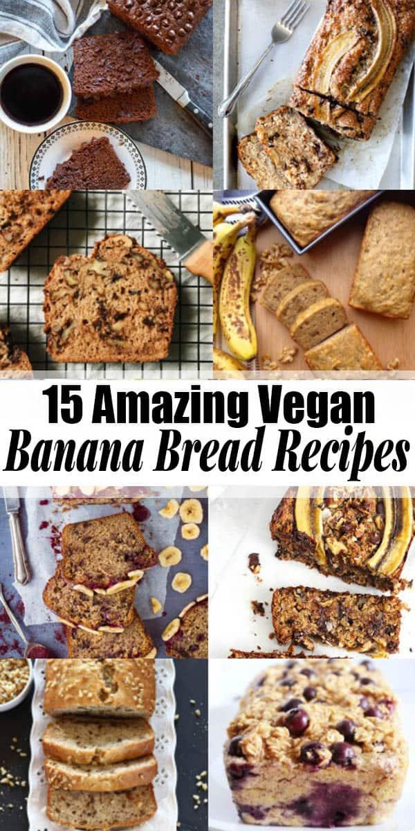 If you're going bananas for vegan banana bread recipes, this is the perfect post for you! It makes the perfect breakfast or snack! Vegan baking recipes can be so easy! Find more vegan recipes at veganheaven.org! #bananabread #vegan #veganrecipes