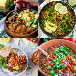 20 Amazing Vegan Chili Recipes