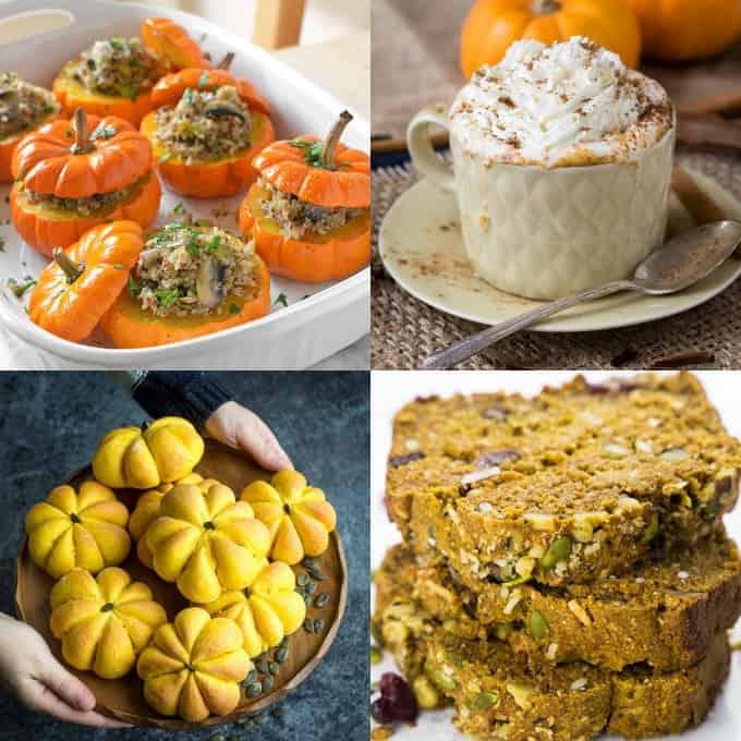 36 Stunning Vegan Pumpkin Recipes You Need To Try This Fall Vegan Heaven