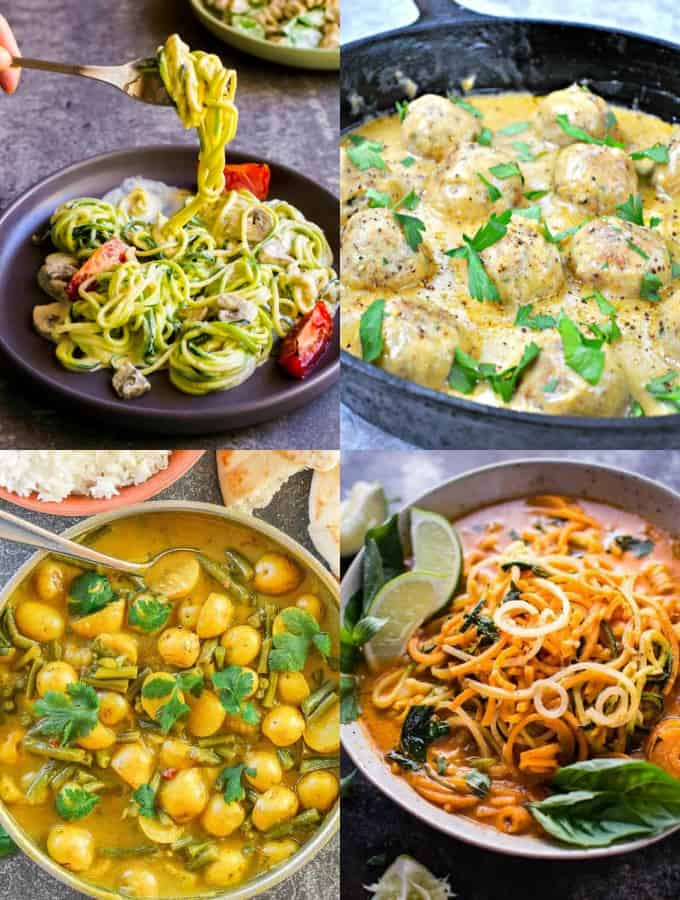 35 Easy Vegan Dinner Recipes for Weeknights , Vegan Heaven