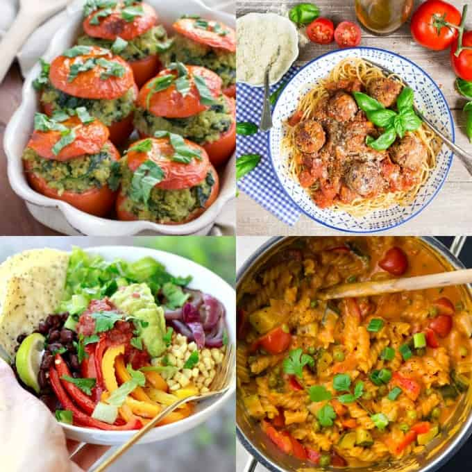 35 Easy Vegan Weeknight Dinners