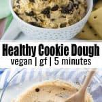 Vegan Cookie Dough Dip