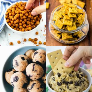 Vegan Snacks – 20 Delicious Recipes!