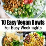 Vegan Bowls Recipes